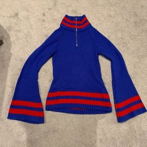 Jamie Wei Huang Bell Sleeve Cashmere Sweater